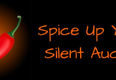 Spice Up Your Silent Auction