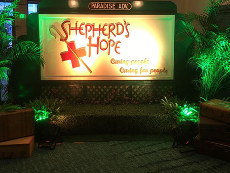 Supporting Shepherd's Hope