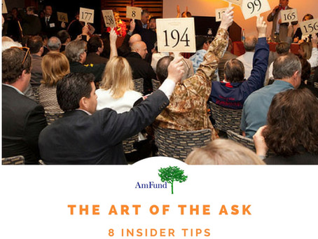 The Art of the Ask: 8 Insider Tips