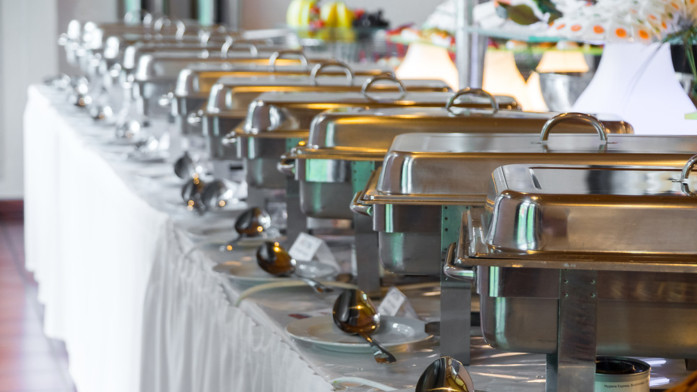 Gala Buffet Food Service