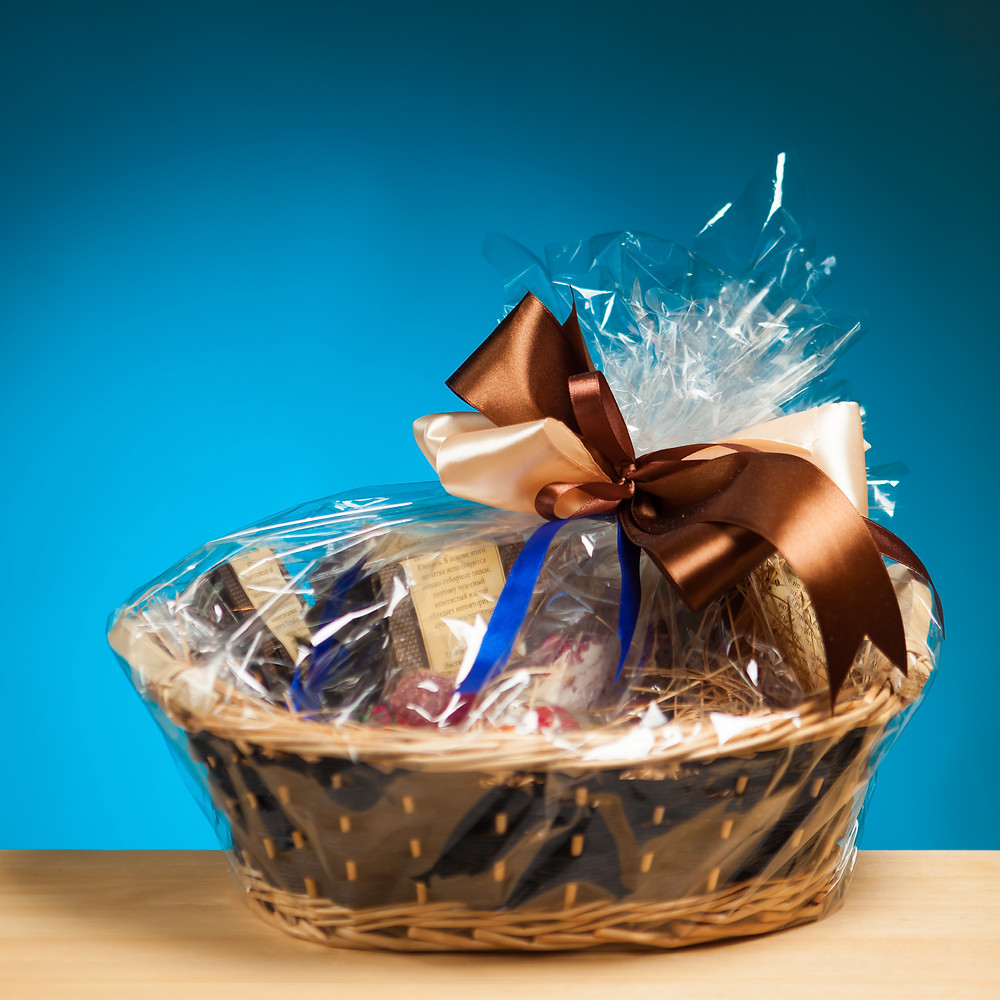 Silent Auction Gift Basket