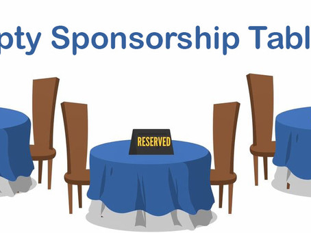 A Sure-Fire Way to Fill Sponsorship Tables in 3 Steps!