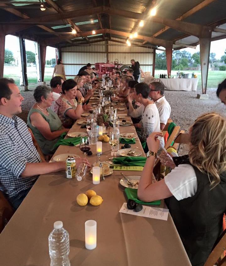 TACA Farm to Table Dinner