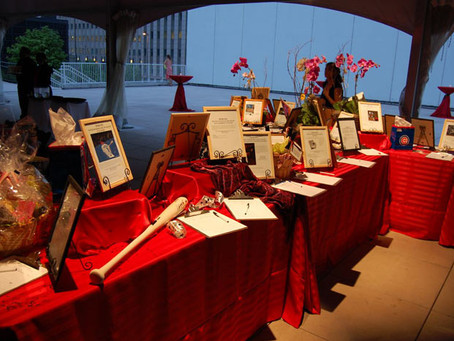 Why the Placement of Items at your Silent Auction Matters