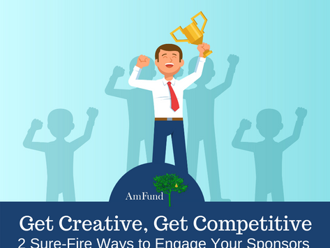 Get Creative, Get Competitive