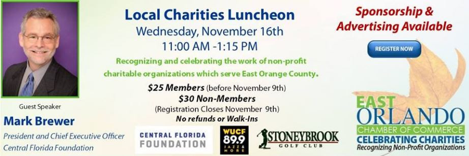 Charities Luncheon