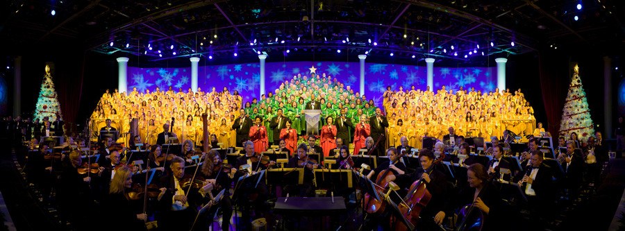Disney Candlelight Holiday Concert