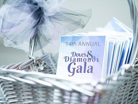 Doves & Diamonds Gala