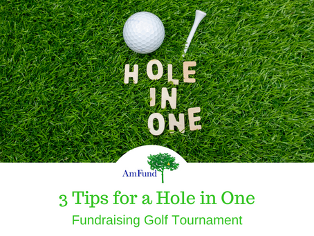 Hole in One Golf Fundraising Events