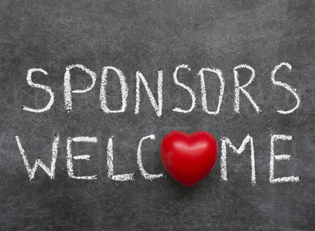 Do More with your Sponsorship Level Names