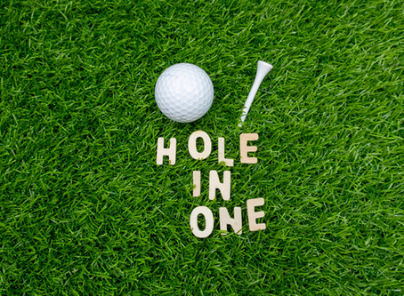 "3 Tips to a ""Hole in One"" Golf Fundraising Tournament"