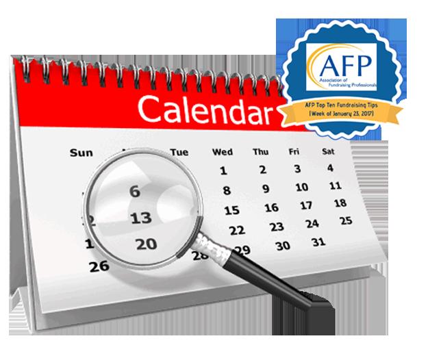 AFP Badge and Calendar Dates