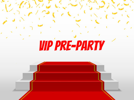 The Importance of VIP:  To VIP or not to VIP at your Special Event?