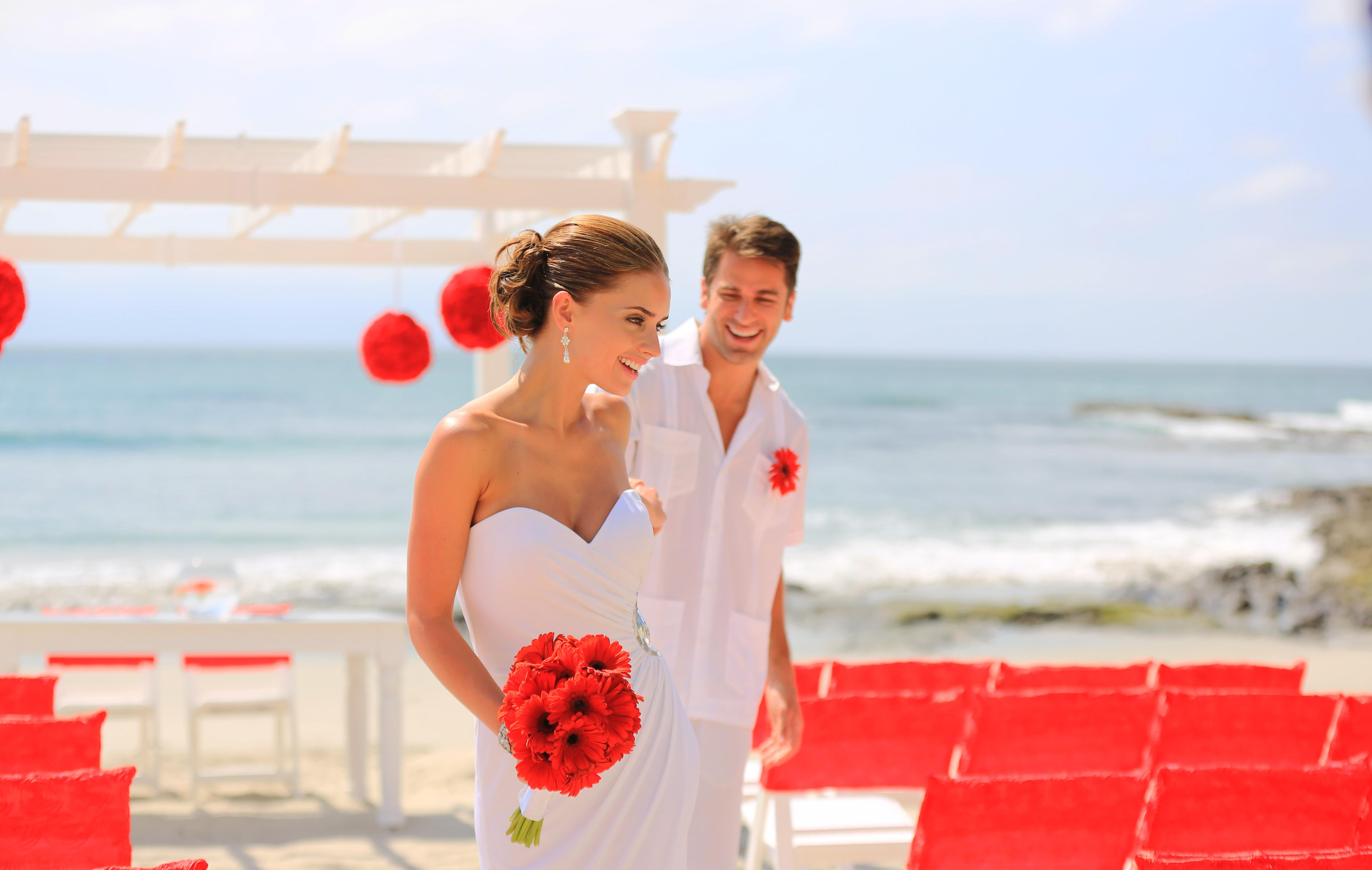 Grand Palladium Wedding