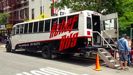 relief bus