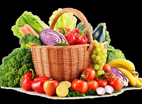 ¿La frutas y hortalizas que consumimos son españolas?