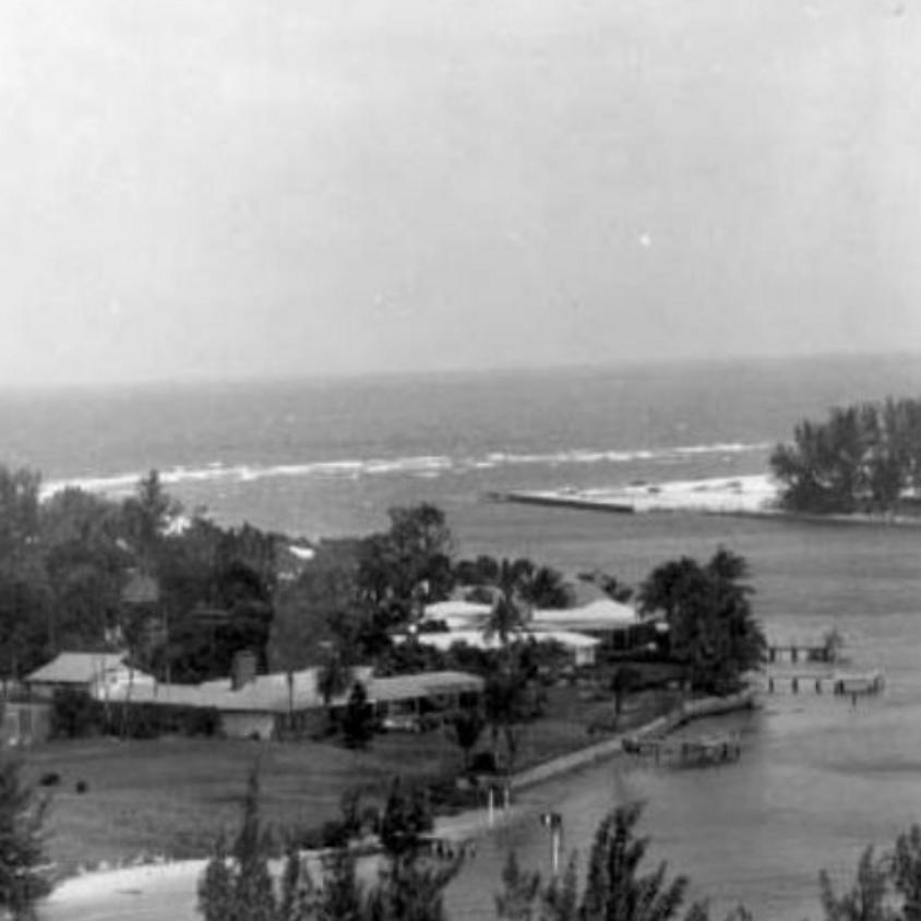 NOW & THEN      Jupiter & Hobe Sound Coast Guard Stations
