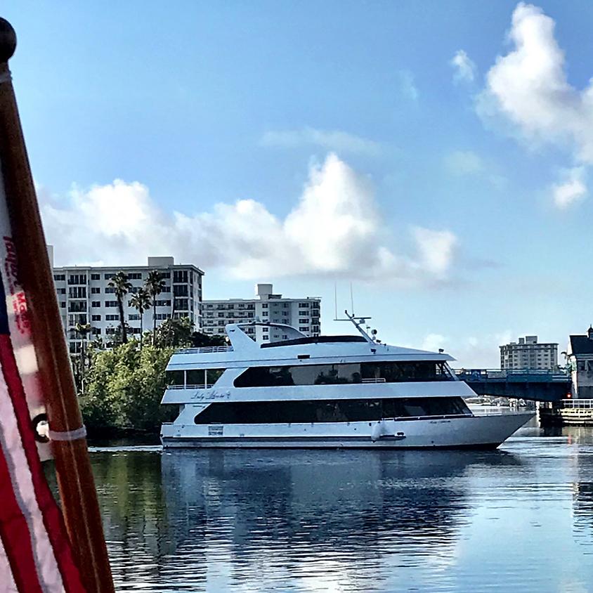 Delray Cruise Brunch $55 PP