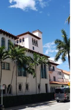 Worth Avenue on Palm Beach