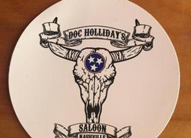 Doc Holliday's Decal Set