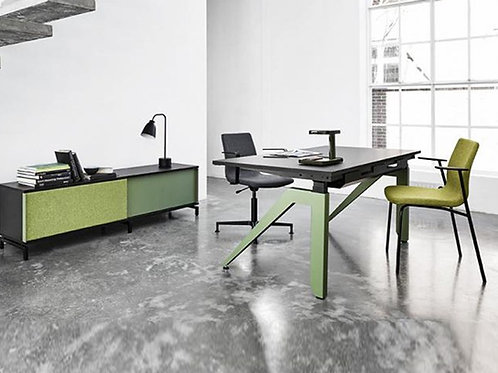Cabale Colour - Height Adjustable Desk