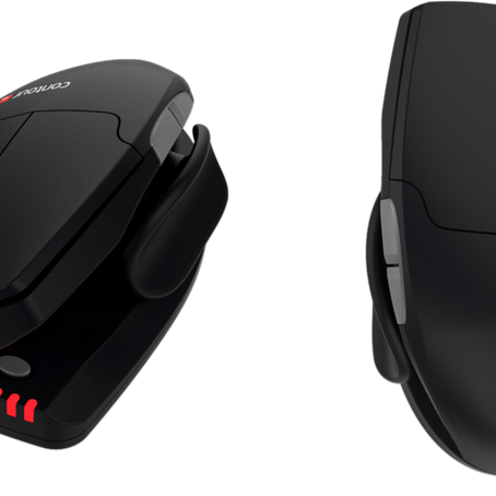 'Ergonomic' Computer Mouses and The Contour Unimouse