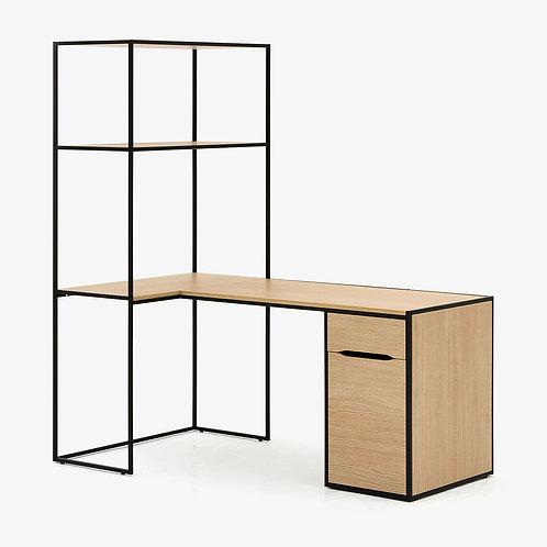 Allermuir Crate Tall w/ Drawer Pedestal