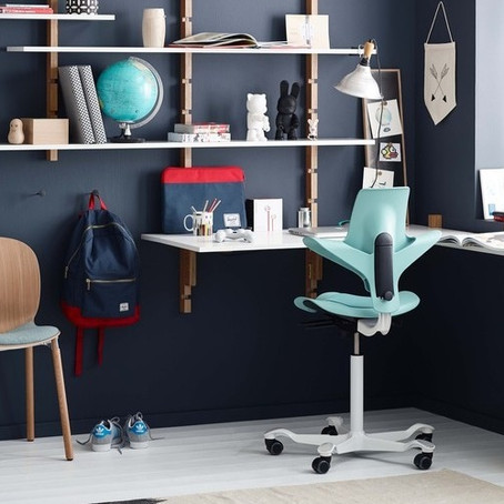 There's no such thing as an ergonomic chair!