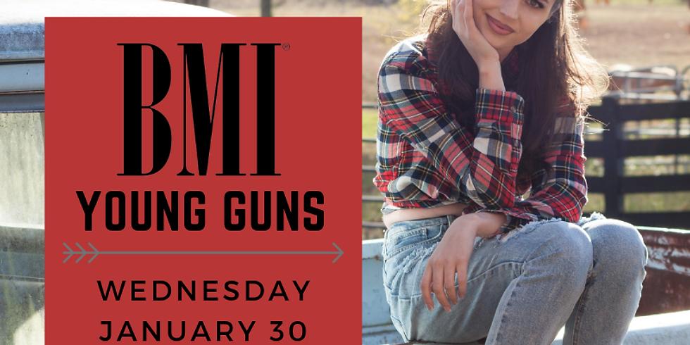 BMI Presents: Young Guns Show