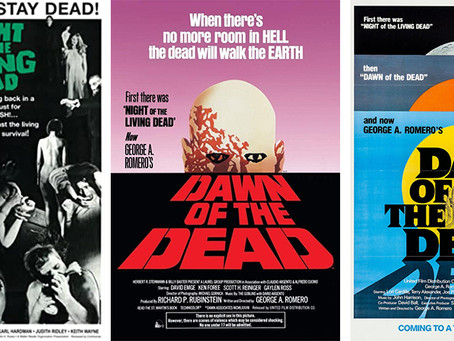 Filmschool in a Jar - George Romero's Evolution of the Dead