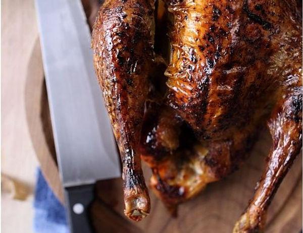 poulet roti pornichet