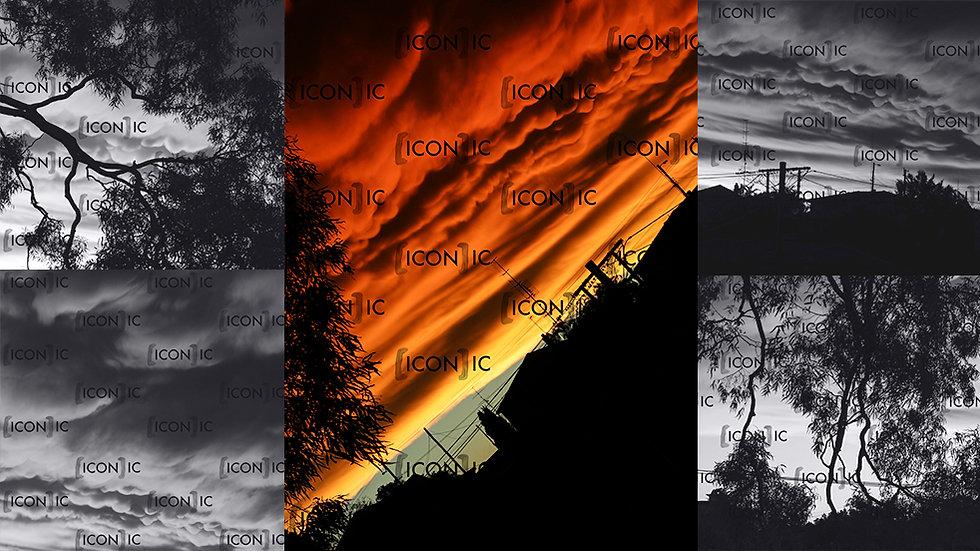 PP11: Firey Sunset