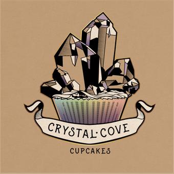 Crystal Cove Cupcakes Logo