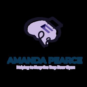 Amanda Pearce Hypnotherapy Logo