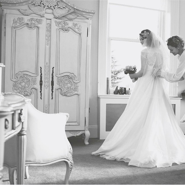 Wedding service above & beyond