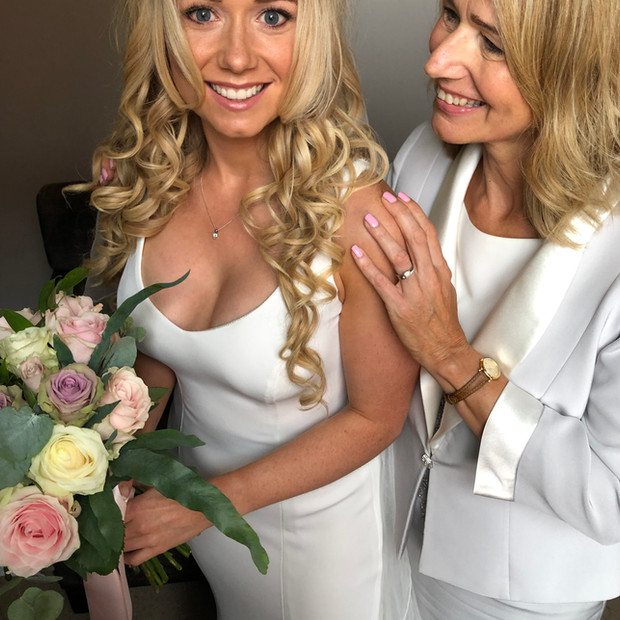 Bride & mother of the bride