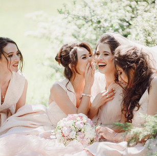 Enjoy your wedding morning