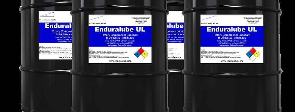 Enduralube UL 12K Rotary Compressor Lubricant Bulk Skid(4 x 55 Gal.)