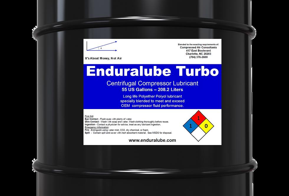 Enduralube Turbo Centrifugal Compressor Lubricant (55 Gal.)