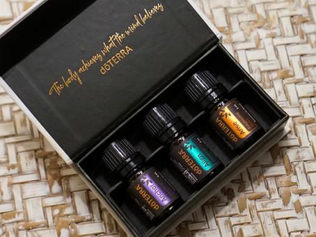 dōTERRA Yoga Oils
