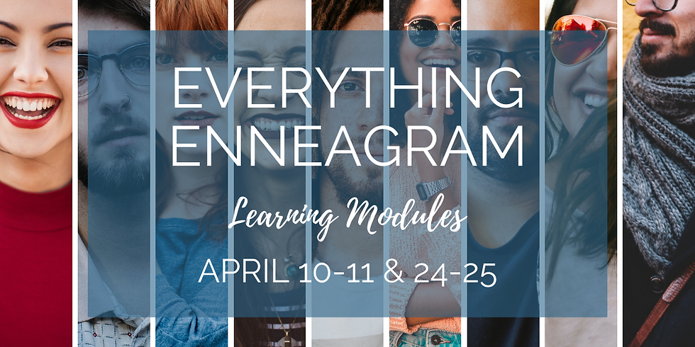 Everything Enneagram Module I - 2021  (1)
