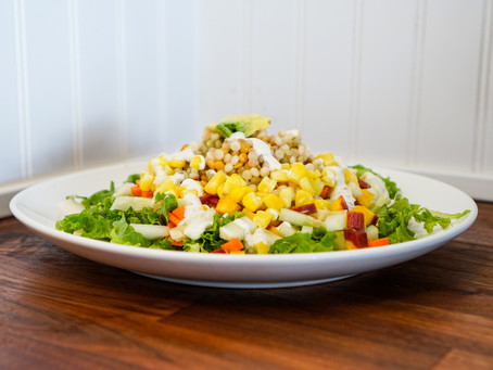 Couscous Salad // Ensalada de Cuscus