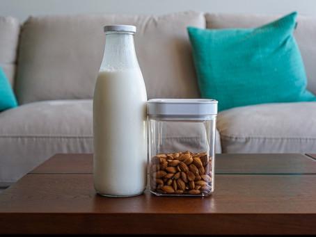 Almond Milk // Leche de Almendras