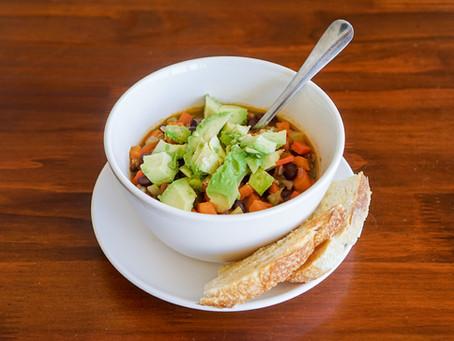 Vegan Chili // Chili Vegano