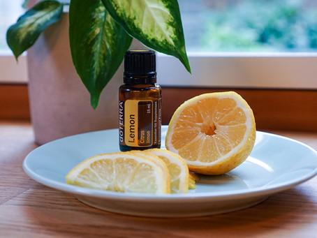 doTERRA Lemon Oil // Aceite de Limon doTERRA