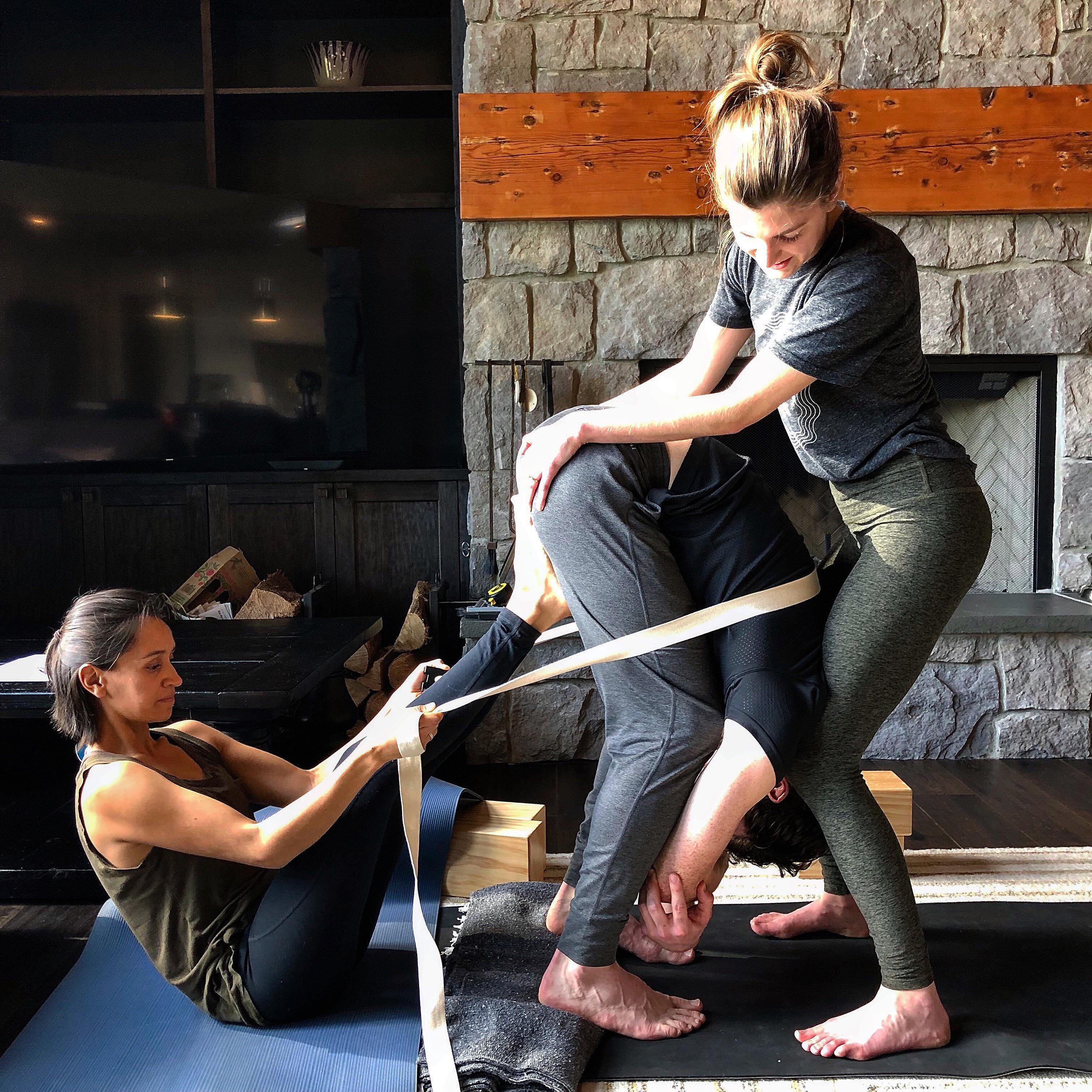 Katonah Yoga® Couple's Session