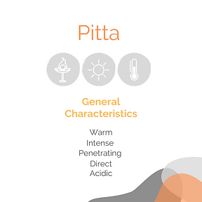 Pitta General Characteristics.png