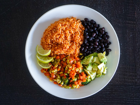 Mexican Dish // Plato Mexicano