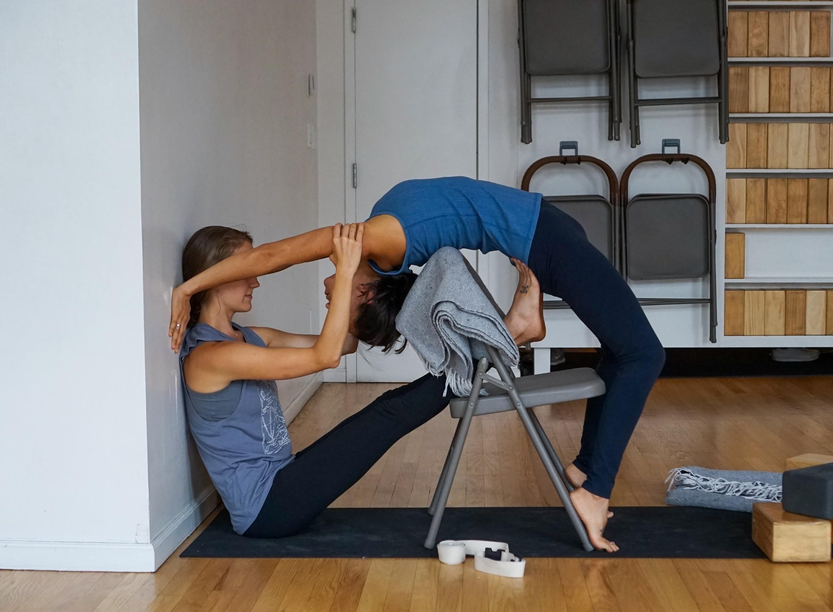 Private Katonah Yoga® Session
