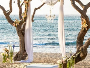 Tips For Your Beach Wedding